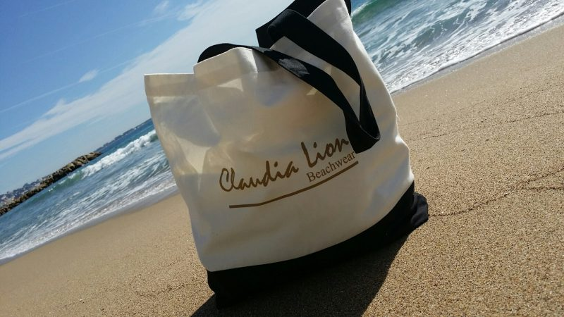 Beach Bag Claudia Lion