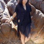 Claudia Lion Beachwear - Poncho
